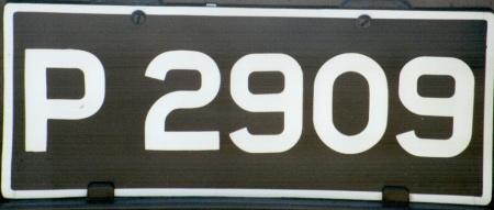 P 2909 - the original series for Antigua.