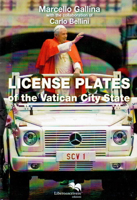 Vatican City Plates by Marcello Gallina