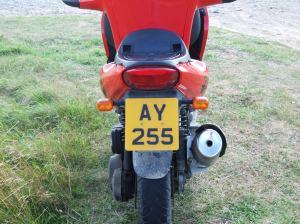 AY 255 Alderney