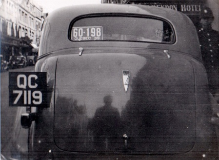 60.198 Quebec 1939 carrying GB 'Q' plates, too.