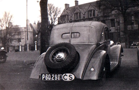 P-60-298 (what is this car??)