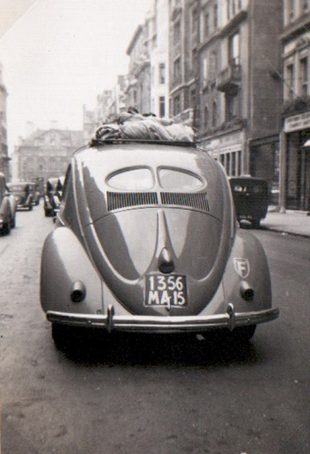 1356 MA 15 in Oxford, 1940s/50s