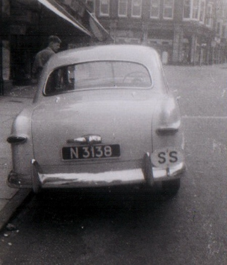 Negri Sembilan N 3138, in Harwich (GB) during the early 1950s.