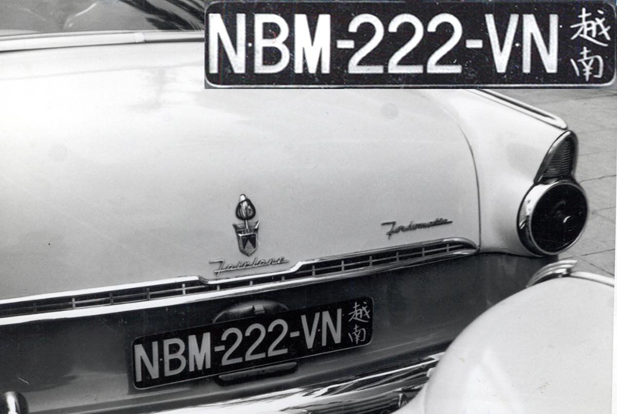 1957 North Viet Nam seen in France.
