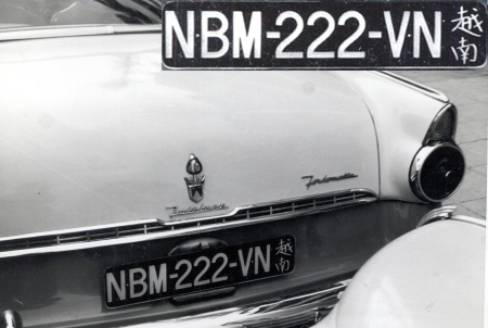 1957 North Viet Nam seen in France.