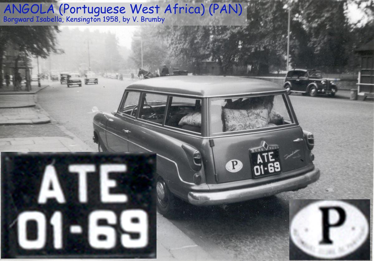 ATE 01-69 in 1958 Kensington, London.