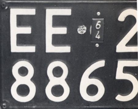 Italian 1964 Export 'EE'   Brumby archive