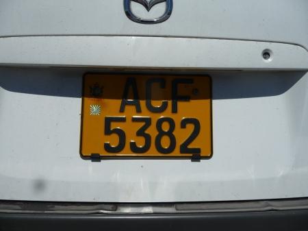 Now the Zimbabwean bird shows itself on ACF 5832 and ZAM look like ZIM now,