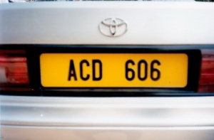 ACD 606 IS a Zambian!    Not a lot of difference, is there?