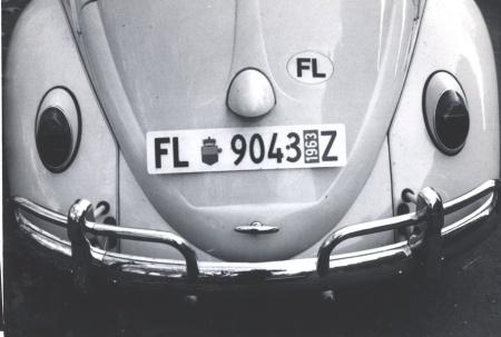 Lichtenstein - Export 1963 - FL 9043 Z.  Brumby archive