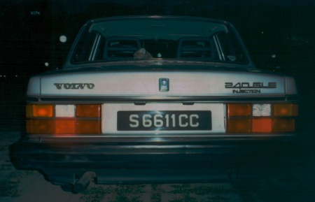 Taiwan's mission code 66 seen on a Volvo given Consular, rather than diplomatic recognition, presumably due to pressure from PRC to sideline the territory they hope to recover some day.     Brumby archive.