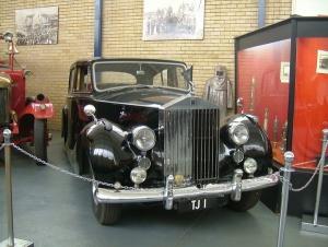 TJ 1 Belonged to the Mayor of Johannesburg,  Brumby archive