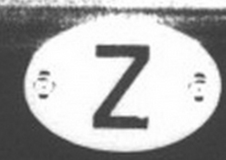 (aa1 Z oval - ZAMBIA