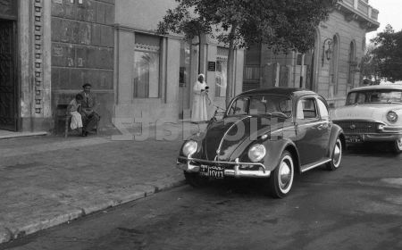 ET prive C 12716 Volkswagen photo 1959 Doris Nieh