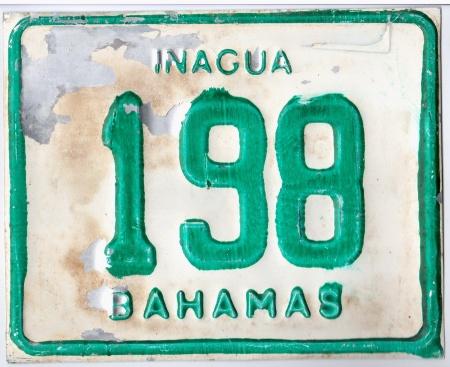 Inagua 198 rental motorcycle