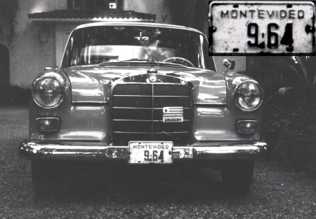 (ROU)(cd 50s).Montevideo_9-64_comp_(bl.w)_M-B.France1958VB