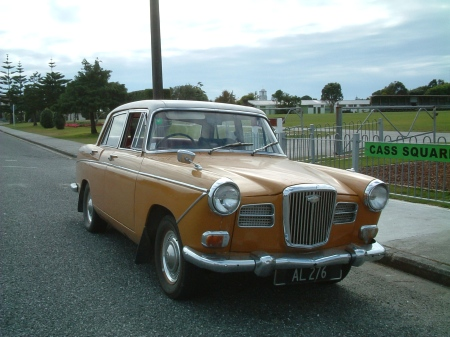 Wolseley 1560, NZ VB2003
