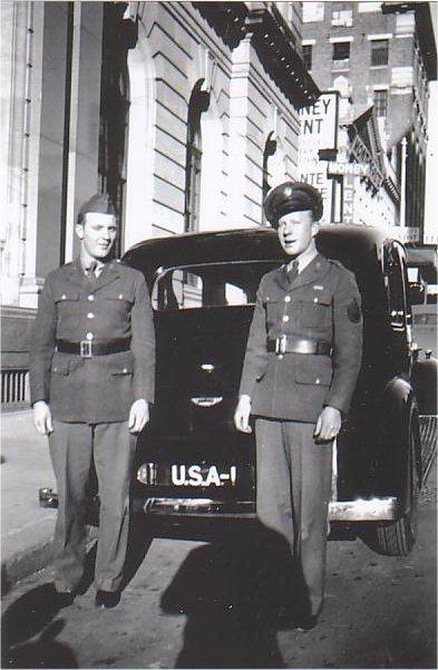 Wolseley Aus Gen. D.McArthur - USA 1
